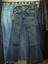 TRUE RELIGION 503 JOEY STYLE# 10503 WASH CODE:07 MED VINTAGE 99% COTTON 1%ELASTIC MADE IN U.S.A.