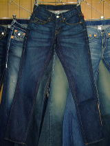 TRUE RELIGION JACK JACK MEN JEAN STYLE:M242H67Y9 COLOR:E5-SWICHI BLADE MADE IN USA 100%COTTON