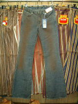 GAS JEANS Vivienne/5 LightFlame'Denim 0599 D BJ1C 25inch