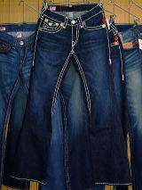 TRUE RELIGION JOEY SUPER T MEN STYLE:24803NBT2 COLOR:AR-BLACK JACK MADE IN U.S.A. 100%COTTON