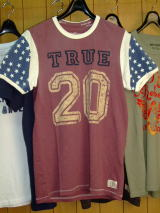 トゥルーレリジョンTシャツ TRUE RELIGION STYLE:TRSPM1622A COLOR:333 WINE RED DESCRIPTION:SS-MEN T-SHIRT 2002